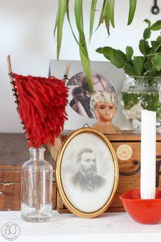 Oravanpesä: MINIRYIJY. Table Decorations, Mirror, Diy, Instagram, Home Decor, Decoration Home, Bricolage, Room Decor, Mirrors