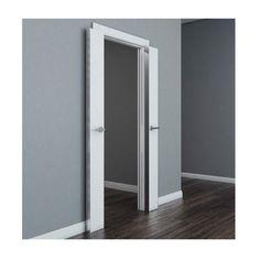 Compack 180 Folding Door Hardware Set | Etsy Folding Door Hardware, Folding Closet Doors, Interior Folding Doors, Folding Walls, Bathroom Doors, Folding Bathroom Door, Bathroom Ideas, Bathroom Small, Bathroom Layout