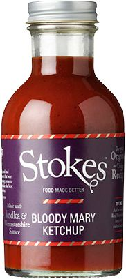 Ketchup Bloody Mary (300 g) - Stokes