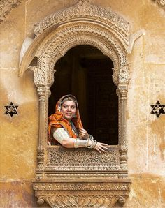 Jaisalmer, Rajasthan India, Historical Architecture, Day Tours, Serenity, Gloves, Window, Indian, Woman