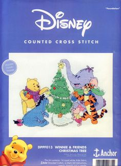 Winnie & friends: Christmas tree