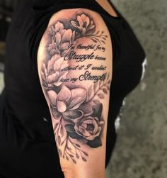 best full sleeve tattoos ever Arm Sleeve Tattoos For Women, Shoulder Tattoos For Women, Best Sleeve Tattoos, Tattoo Sleeve Designs, Flower Sleeve Tattoos, Tattoo Ideas Flower, Girly Sleeve Tattoo, Sunflower Tattoo Sleeve, Quarter Sleeve Tattoos