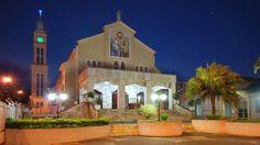 São José Church - Campo Grande, Mato Grosso
