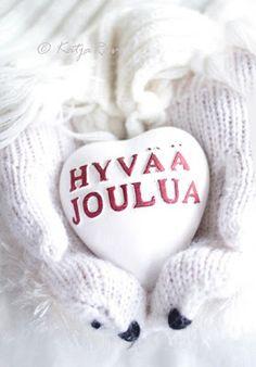 Hyvää Joulua, Anna Ritola ja ystävät! :) joulukuu 2013