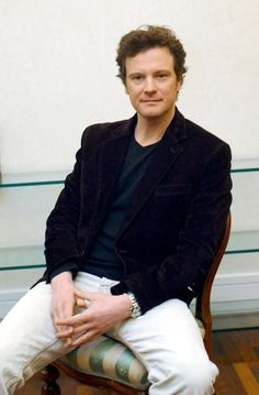 colin firth on Pintere...
