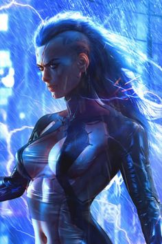 Cyberpunk 2077, Cyberpunk Kunst, Cyberpunk Girl, Dark Fantasy Art, Fantasy Girl, Fantasy Artwork, Fantasy Female Warrior, Female Art, Fantasy Character Design