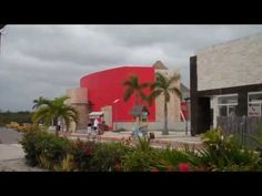 How to get to Nohoch Kay, Costa Maya - YouTube