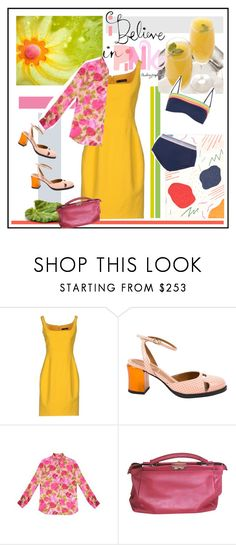 """August 8,2017"" by anny951 ❤ liked on Polyvore featuring Dsquared2, Fendi and Emma Pake"