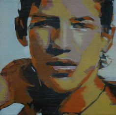 "Saatchi Art Artist Mark Horst; Painting, ""something coming near no. 1"" #art"