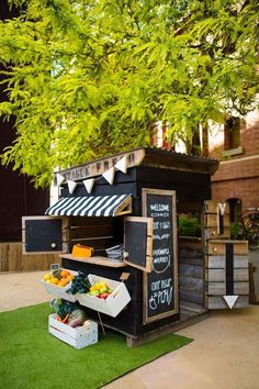 Discover the charm of farmers market cubby houses at Castle & Cubby, the cubby houses Australia is talking about. Find kids cubbies for sale & hire here. Kids Cubby Houses, Kids Cubbies, Play Houses, Kids Outdoor Play, Outdoor Games, Outdoor Playhouse For Kids, Kids Outdoor Spaces, Outdoor Play Areas, Outdoor Ideas