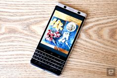 Awesome BlackBerry KeyOne 2017: BlackBerry's KEYone is an exciting return to form...  Tech // Gadgets Check more at http://technoboard.info/2017/product/blackberry-keyone-2017-blackberrys-keyone-is-an-exciting-return-to-form-tech-gadgets/
