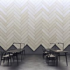 Industrial and Product Design Blog Form Us With Love expands Baux acoustic panel range with Plank wood-effect designs