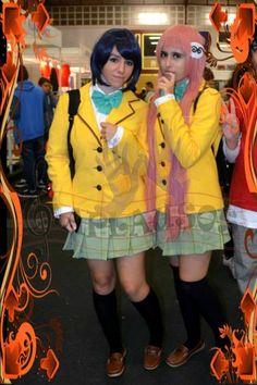 cosplays - Temporada: Primavera-Verano - Descripción: Anime: To love Ru  Personajes: Lala Satilin deviluke                      Harune sairenji #FashionOlé