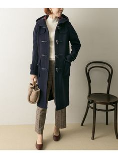 Duffle Coat, Autumn Fashion, Clothes For Women, Rakuten, Usa Trip, Winter, Jackets, Outfits, Style