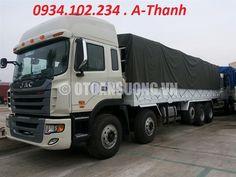 Bán xe tải Miền Nam Việt Nam: Xe tải Jac 5 chân | Bán Jac 5 chân trả góp.