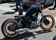 Honda Rebel 125 by Manel Pol