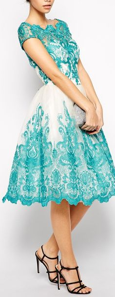 Embroidered dress - Stunning, have to have it!!