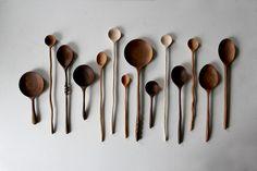 Ложки. © Ariele (http://brooklyntowest.blogspot.ru/). #Spoon #Spoons