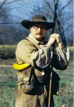 Chuck Edwards - builder of fine Longrifles Mountain Man Rendezvous, Longhunter, My Past Life, Fur Trade, My Family History, American Frontier, Seven Years Old, Funny Clips, Early American