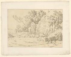 land-Collected works of Gyulnar Akhmetshina - All Rijksstudio's - Rijksstudio - Rijksmuseum Landing, 19th Century, Vintage World Maps, It Works, Sketches, Drawings, Doodles, Nailed It, Sketch