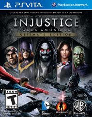 Boxshot: Injustice: Gods Among Us Ultimate Edition by Warner Home Video Games