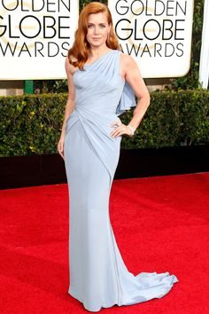 We Found Amy Adams's 10 Best Red Carpet Looks Ever - Atelier Versace, 2015 from InStyle.com