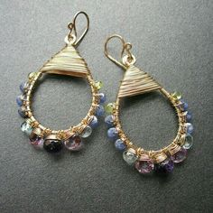 like the top wire wrap