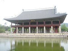 경복궁 (景福宮, Gyeongbokgung) in 서울특별시