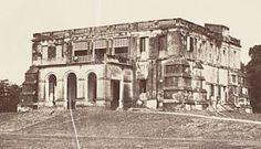 Clive of India's house at Dum Dum, Calcutta