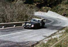 Targa Florio -1962 Targa Florio Ferrari 250 GTO Ferraro Scarlatti.