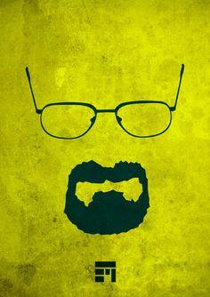 Walter White - Heisenberg.