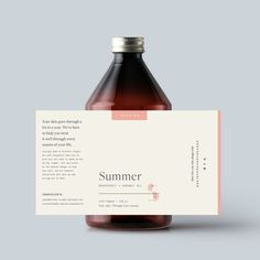 Packaging Design by Abbey McGrew | Freelance Wisdom // Design, branding, brand, brand identity, logo, logos, graphic design, identity, packaging, skincare, illustration,natural, organic, toxin free, beauty, health, wellness, skin
