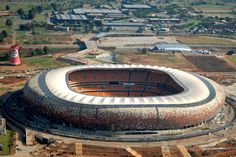 Sports Stadium, Football Stadiums, Outdoor Furniture, Outdoor Decor, Mens Suits, South Africa, Around The Worlds, Staircases, Buildings