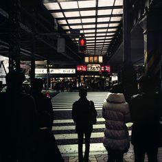"my-yamanote-mood: "" Ueno, Tokyo """