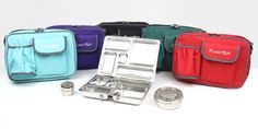 Planetbox Rover Lunch box set.  Natural Grocer has a plastic lunch set that is BPA free and all that for $40, this is $60..