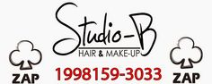 Studio B Hair & Make-up: zAP zAP sTUDIO b