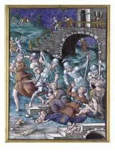 Le massacre des Innocents par PIERRE REYMOND - Musée national de la Renaissance (Ecouen)