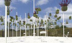 Loos van Vliet - Green Cloud Garden, Allariz International Gardens Festival 2016 Festival 2016, Flower Show, Wind Turbine, Gardens, Clouds, Flowers, Projects, Log Projects, Blue Prints