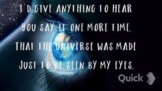 Sleeping at Last quote