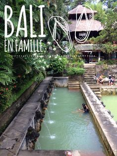 Amazing Our 3 weeks with family in Bali: itinerary, visits and good addresses! Ubud, Bali Travel, New Travel, Travel Usa, Travel Books, Voyage Bali, Destination Voyage, Cheap Places To Travel, Places To Go