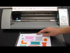 This tutorial shows how to use the printable white sticker paper by making tabs and other stickers for an inspiration journal. To buy the printable white sticker paper, click on the following link: http://silhouetteamerica.com/specialtyMedia.aspx