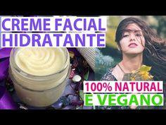 (2) Creme Hidratante 100% Natural e Vegano para o   Rosto e Corpo | 100% Caseiro | Sem toxinas - YouTube
