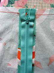 How to Install a zipper.