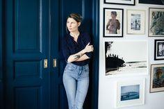 I dag är vi stolta över att kunna presentera en ny bloggare här på elledecoration.se. En bloggare med ett av de vackraste hemmen vi vet. Varmt välkommen Kristin Lagerqvist med bloggen
