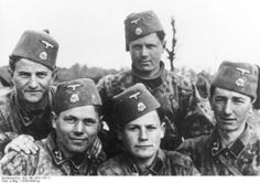 The Britisches Freikorps unit of the Waffen SS served alongside the Nazis on the Eastern Front. Its members wore the death's head insignia and took German rank. They helped defend Berlin even as Hitler retreated to his bunker. But each and every member was recruited from British, Canadian, Australian and South African soldiers who volunteered to betray their country.