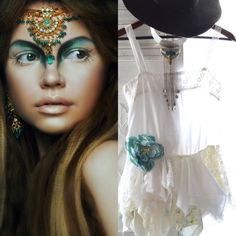 Coachella tunics and styling these tops out with coachella looks ~ festivals for spring 2016