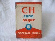 C&H Cane Sugar - Cocktail Cubes by afiler, via Flickr