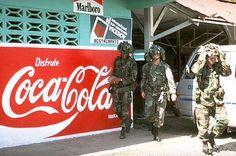 Operation Just Cause - Panama, Dec 1989