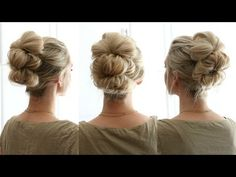 Topsy Tail Mohawk Style - YouTube