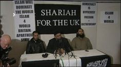 The network  Anjem Choudary & Al-Muhajiroun